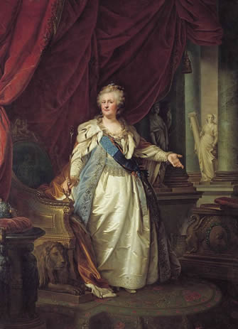 エカチェリーナ二世