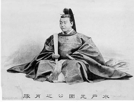 水戸黄門(徳川光圀)